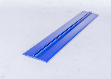 China Rigid Custom Plastic Extrusion Profiles Matt / Shiny Surface Type Optional supplier