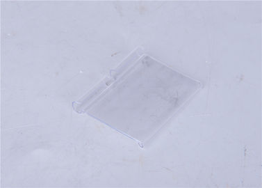 Clear Plastic Extrusion Profiles Moisture & Termite Proof Material Made