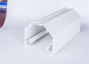 High Energy Efficiency Custom Plastic Profiles Co - Extrusion Type For Decoration