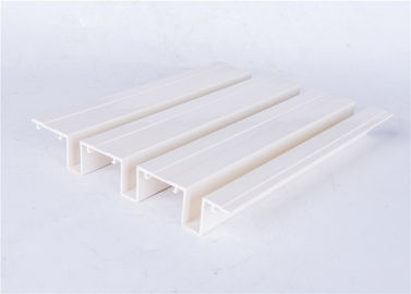 Decoration Use Custom Plastic Profiles With Special Requested Surface